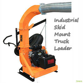 Scag Industrial Skid Mount Truck Loaders