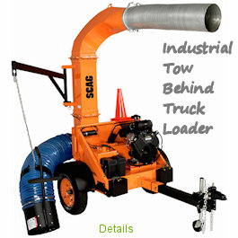 Scag Industrial Tow-Behind Truck Loader