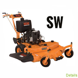 Scag SW Walk Behind Lawn Mower
