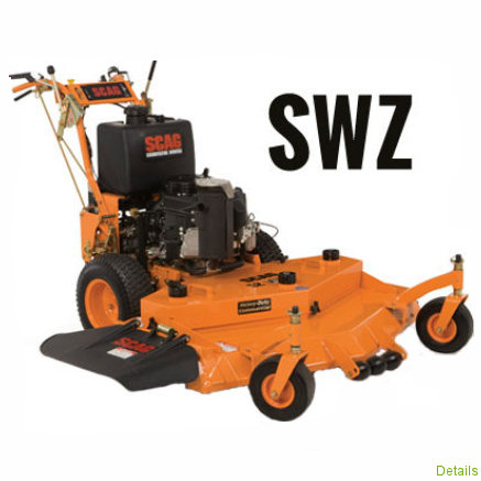 Scag SWZ Walk Behind Lawn Mower
