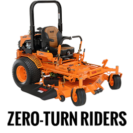 Scag Zero Turn Riding Lawn Mowers